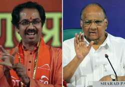 pawar must step down from centre says uddhav