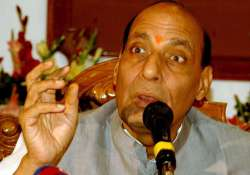 scale down diplomatic ties with pakistan rajnath