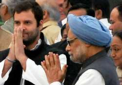 surprised pm to deal with rahul s criticism on return