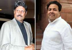 bcci is not against kapil says shukla