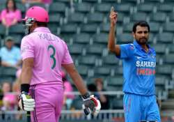 dhoni blames bowlers for crushing defeat