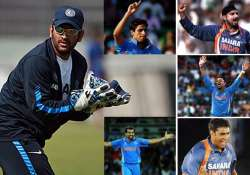 dhoni s blunder helps india to overcome bowling woes
