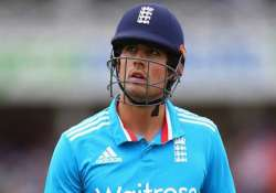 cook sacked morgan to captain england in world cup