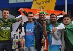 world cup 2015 adelaide oval packed by india pakistan fans