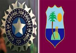 bcci working committee meets today to discuss west indies