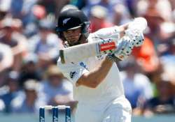 new zealand 93 2 at lunch on day 1 2nd test vs. sri lanka