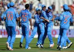 world cup 2015 defending champions india down but not out