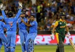 india south africa cricket series named gandhi mandela