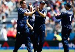 world cup 2015 scotland fined for slow over rate