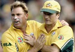 steve waugh is the most selfish cricketer i ve played with