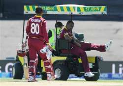 darren bravo likely to miss next two world cup games