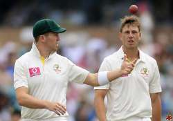 injured aussie bowlers siddle pattinson returning home