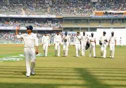 live reporting of farewell to sachin tendulkar at wankhede
