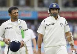 youngsters need to emulate dravid laxman says pujara
