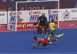 champions trophy belgium in comeback draw against australia