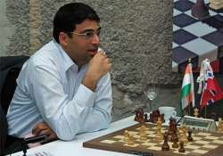 anand stretched to tiebreaker by gelfand