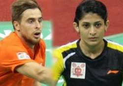 ponnappa ivanov out of denmark open