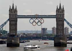 london welcomes world again for olympics
