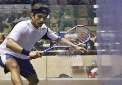 sourav ghosal reaches career high 15th place in squash