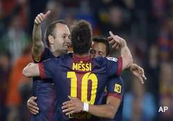 barcelona reclaims spanish title amid doubts