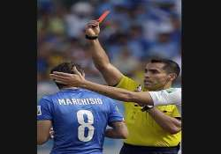 fifa world cup mexican rodriguez to referee brazil germany