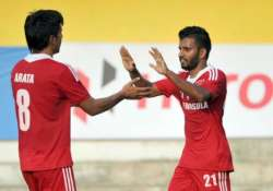 pune fc beat shillong lajong 3 1 in federation cup