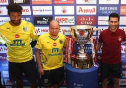isl final will be biggest game in india yet david james