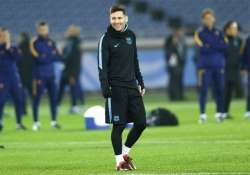 diego maradona inspired me to play football lionel messi