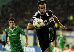 champions league gareth bale doubtful as real madrid face