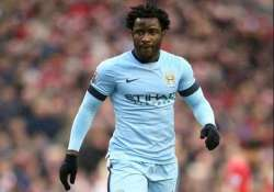 bony scores on return to swansea as man city wins 4 2