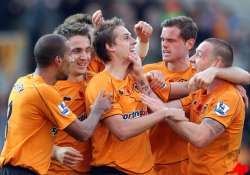 wolves win 3 1 against relegation rival wigan