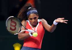 a clean sweep for williams over sharapova in wta