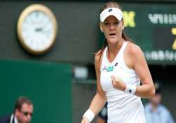 shoulder injury forces radwanska out of new haven