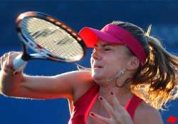 top seeded hantuchova ousted at bell challenge