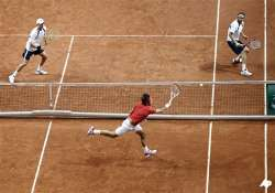 us sweeps federer s switzerland out of davis cup