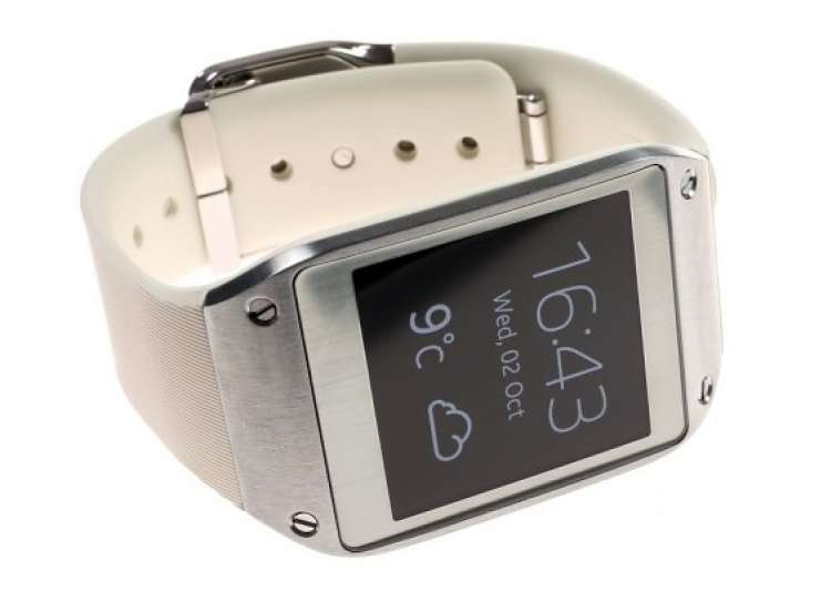 samsung slashes price of its galaxy gear smartwatch by rs 7 700- India Tv
