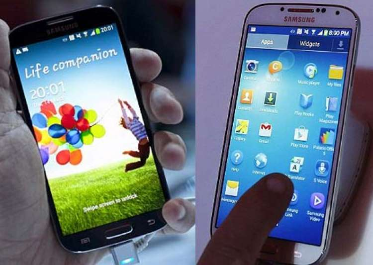 top ten never seen before features of samsung galaxy s4- India Tv