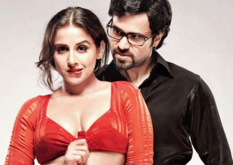 emraan vidya set the screen on fire in the dirty picture- India Tv