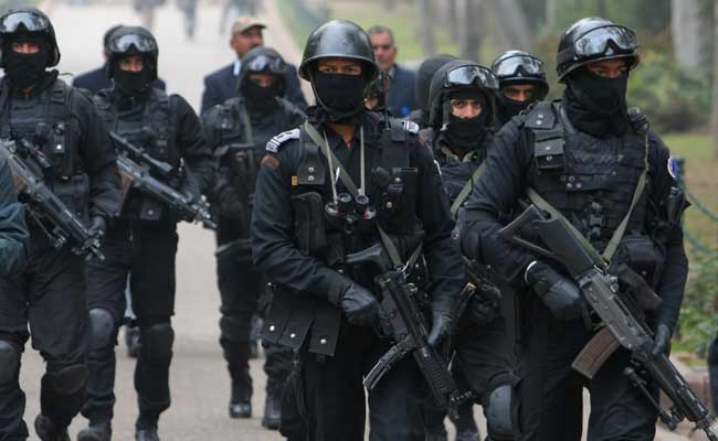 essay on nsg and security forces