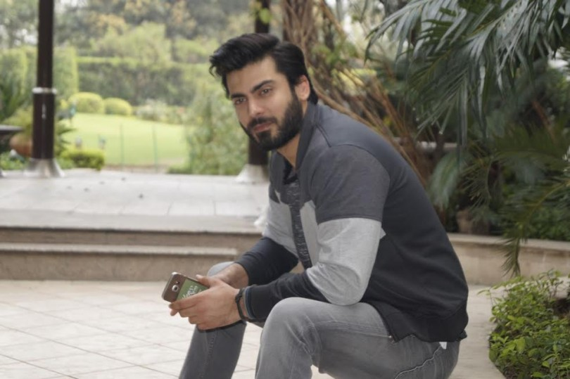 Though Fawad is the highest paid Pakisatni actor as of now, he didn't always want to take up acting. His first dream was to be an aeronautical engineer.