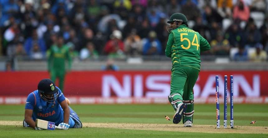 Pakistan hold a 2-1 advantage over India in the Champions Trophy.