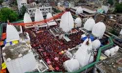 Only virtual darshan at Baidyanath Temple during Shravani Mela
