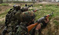 Terrorists gun down policeman in Jammu and Kashmir's