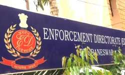 Enforcement Directorate files money laundering case against