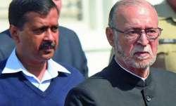 L-G rejects AAP govt's plan for ration at doorstep, CM