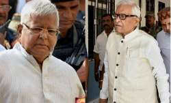 Fodder scam live: Lalu Prasad convicted, Jagannath Mishra