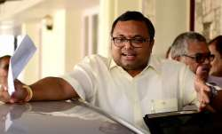 Delhi HC to pronounce order on Karti Chidambaram's bail