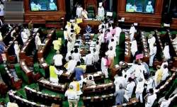 No trust motion not taken up, Lok Sabha adjourned for the