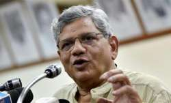 Sitaram Yechury, 65, had taken over as general secretary of