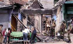 Communal violence erupted in Kandy earlier this month,